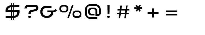 PF Baseline Medium Font OTHER CHARS