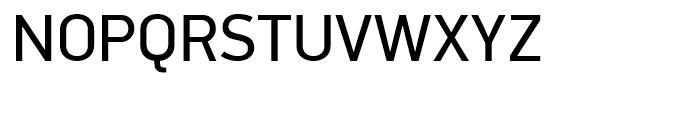 PF Din Display Regular Font UPPERCASE
