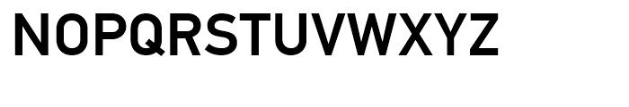 PF Din Text Universal Medium Font UPPERCASE