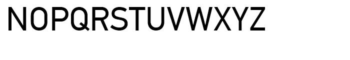 PF Din Text Universal Regular Font UPPERCASE