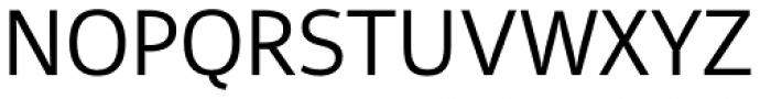 PF Adamant Sans Pro Light Font UPPERCASE