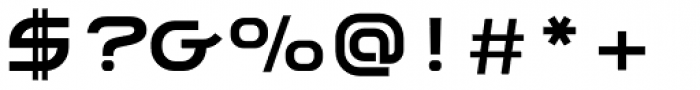 PF Baseline Pro Bold Font OTHER CHARS