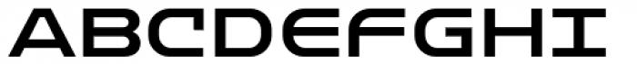 PF Baseline Pro Bold Font UPPERCASE