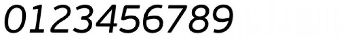PF Beau Sans Pro Italic Font OTHER CHARS