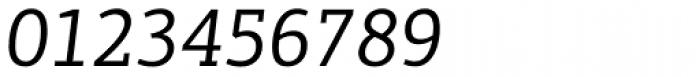 PF Centro Slab Press Italic Font OTHER CHARS