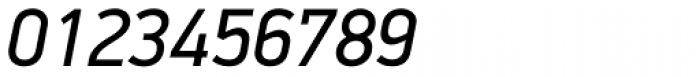 PF DIN Display Pro Italic Font OTHER CHARS