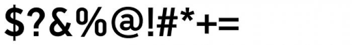 PF DIN Text Arabic Medium Font OTHER CHARS