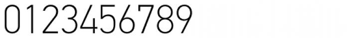 PF DIN Text Arabic Thin Font OTHER CHARS