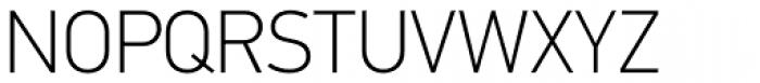 PF DIN Text Arabic Thin Font UPPERCASE