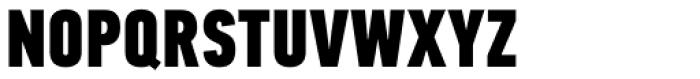 PF DIN Text Comp Pro Black Font UPPERCASE