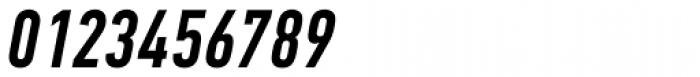 PF DIN Text Comp Pro Medium Italic Font OTHER CHARS