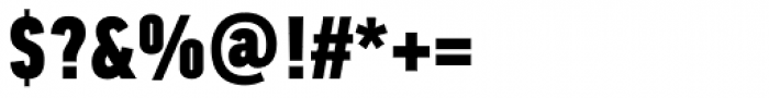 PF DIN Text Comp Std Black Font OTHER CHARS