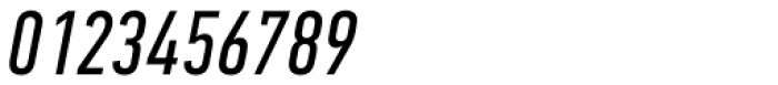 PF DIN Text Comp Std Italic Font OTHER CHARS