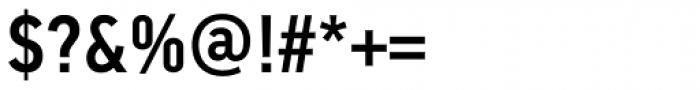 PF DIN Text Cond Std Medium Font OTHER CHARS