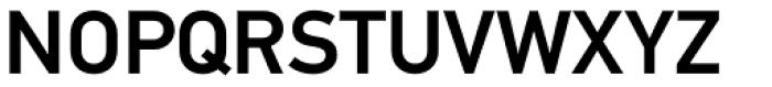 PF DIN Text Pro Medium Font UPPERCASE