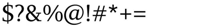 PF Diplomat Serif Font OTHER CHARS