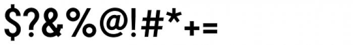 PF Eef Medium Font OTHER CHARS