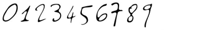 PF Libera Pro Regular Font OTHER CHARS
