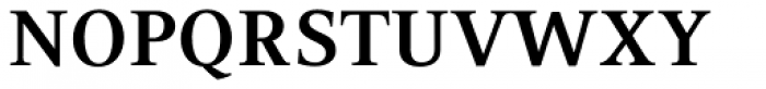 PF Press Bold Font UPPERCASE