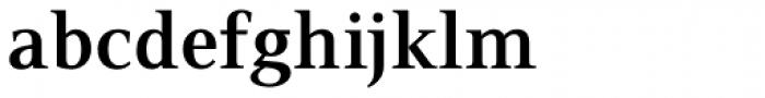 PF Press Bold Font LOWERCASE