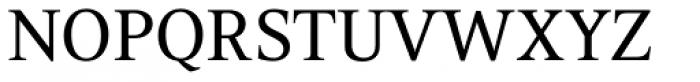 PF Press Font UPPERCASE