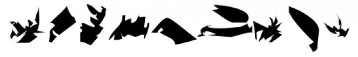 PFidel Font UPPERCASE