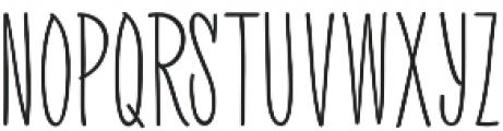 PH 100 Cond otf (100) Font UPPERCASE