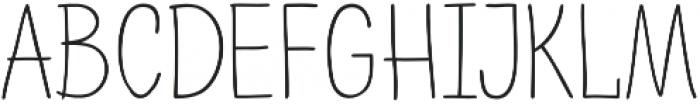 PH 100 Regular otf (100) Font UPPERCASE