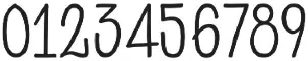 PH 400 Regular otf (400) Font OTHER CHARS