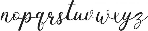 Pharosi otf (400) Font LOWERCASE