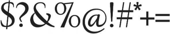 Phillips Muler otf (400) Font OTHER CHARS