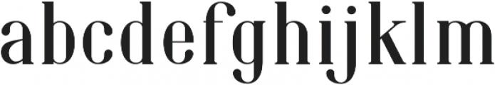 Phillips Muler otf (400) Font LOWERCASE