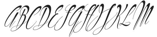 Philoshopy Italic otf (400) Font UPPERCASE