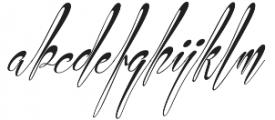 Philoshopy Italic otf (400) Font LOWERCASE