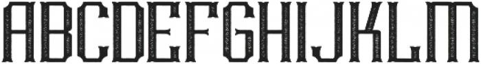 Phoenix Rusty Basic otf (400) Font LOWERCASE