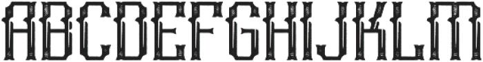 Phoenix Rusty Swashes otf (400) Font LOWERCASE