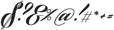 Phraell Alt ttf (400) Font OTHER CHARS