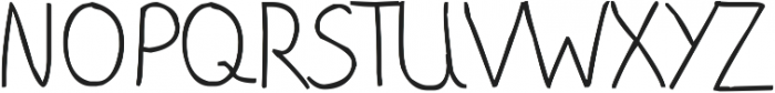 phitradesign Handwritten ttf (400) Font UPPERCASE