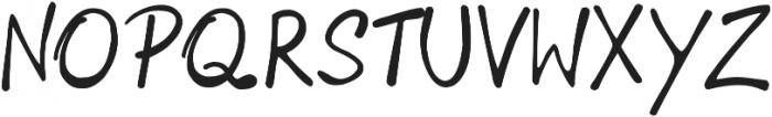 phitradesign INK otf (400) Font UPPERCASE