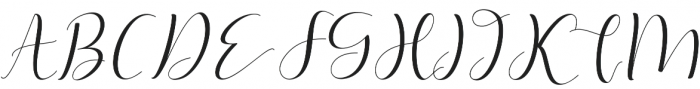 phoenix otf (400) Font UPPERCASE