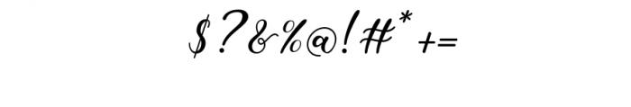 Pharosi Reguler.ttf Font OTHER CHARS