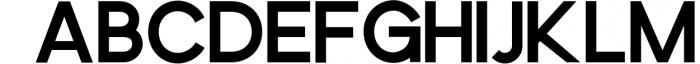 Phoenix | A Multi-Weight Sans 10 Font UPPERCASE