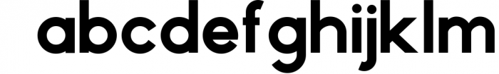 Phoenix | A Multi-Weight Sans 10 Font LOWERCASE