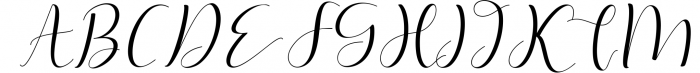 phoenix sweet calligraphy modern Font UPPERCASE