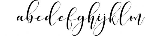 phoenix sweet calligraphy modern Font LOWERCASE