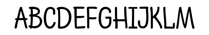 PH 600 Regular Caps Font UPPERCASE