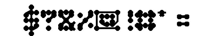 PHENOMENON Font OTHER CHARS
