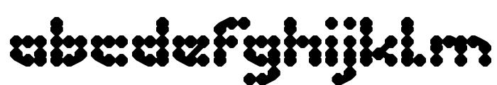 PHENOMENON Font LOWERCASE