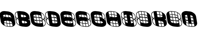 PHONIE Font UPPERCASE
