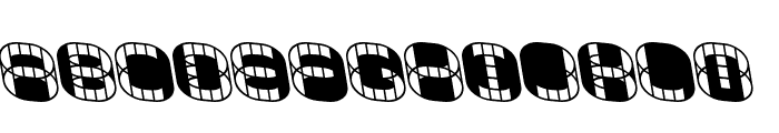 PHONIE Font LOWERCASE